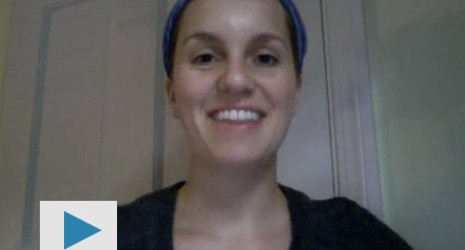 Katie Takach, Johns Hopkins University, Class of 2013