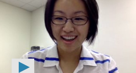 Wendy Xiao, Duke University, Class of 2014